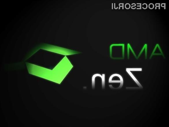 Procesorji AMD ZEN naj bi se zlahka postavili po robu procesorjem Intel.