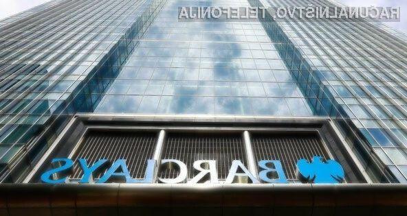 Bitcoin prepričal Barclays!