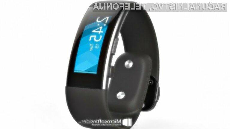 Microsoft Band 2 naj bi bil precej boljši od zdajšnjega modela.