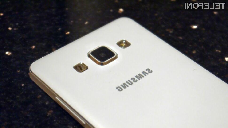 Mobilnik Samsung Galaxy A9 naj bi prepričal predvsem z njegovo cenovno dostopnostjo!
