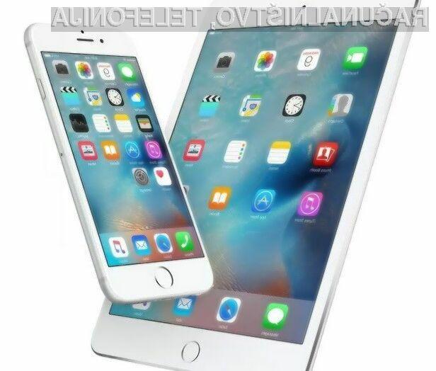 Novi iOS 9.0.1 prinaša pomembne varnostne in sistemske popravke!