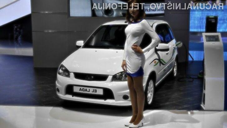 Rusija bo prodajo električnih avtomobilov spodbudila z gradnjo električnih polnilnih postaj.