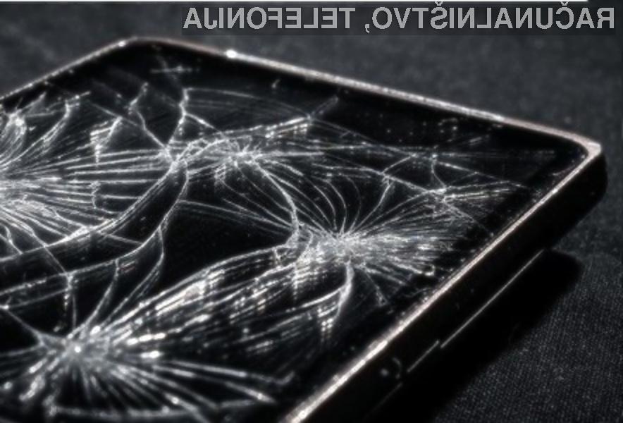 Zaščitno steklo Samsung Turtle Glass naj bi bilo precej boljše od stekla Gorilla Glass.