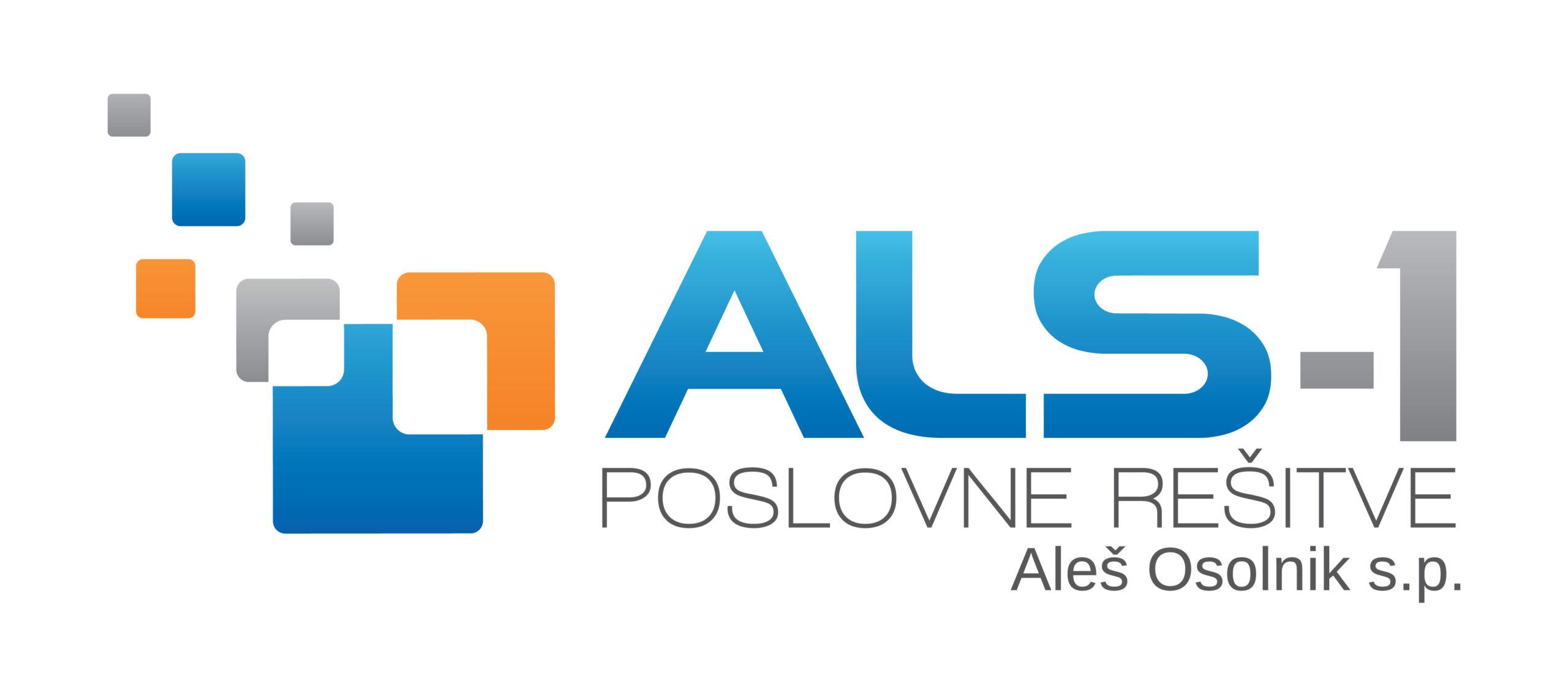 ALS-1 poslovne rešitve