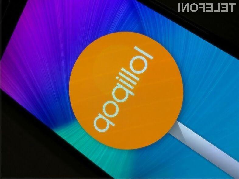 Android Lollipop počasi, a vztrajno pridobiva nove uporabnike!