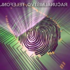 Brezkontaktni bralnik prstnih odtisov naj bi bil za preizkušanje nared že letos.