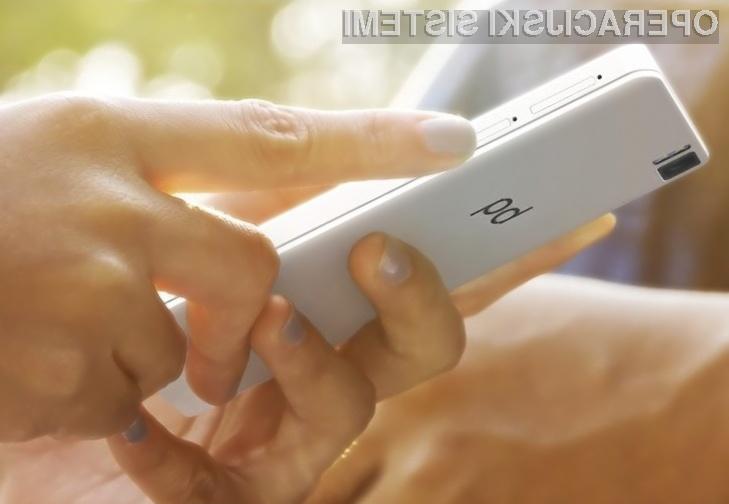 Mobilnik BQ Aquaris A4.5 za relativno nizko ceno ponuja veliko.