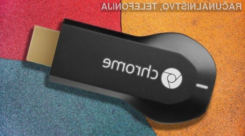 Novi Google Chromecast 2 naj bi prinesel bogato paleto novosti!