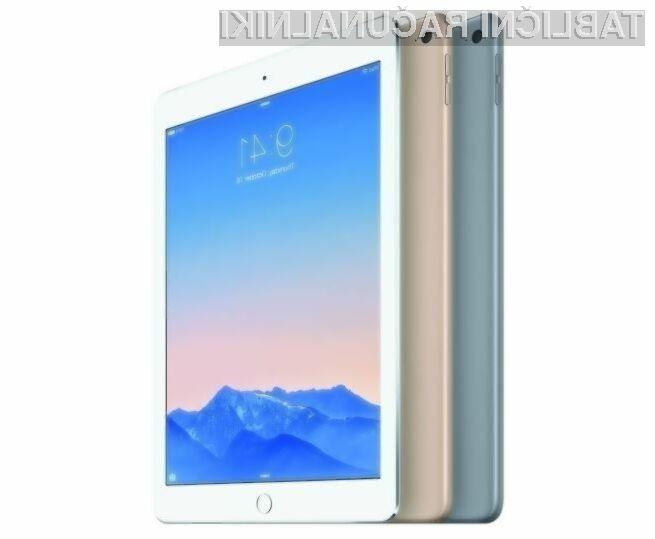 Tablica Apple iPad Air 3 naj bi prinesla spremembe predvsem po strojni plati!