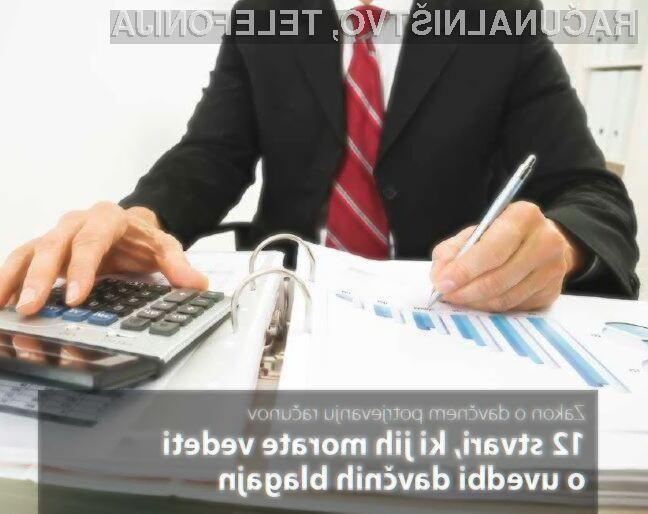 12 stvari, ki jih morate vedeti o uvedbi davčnih blagajn