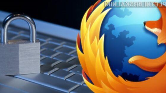Z brskalnikom Firefox 42 do večje zasebnosti na spletu!