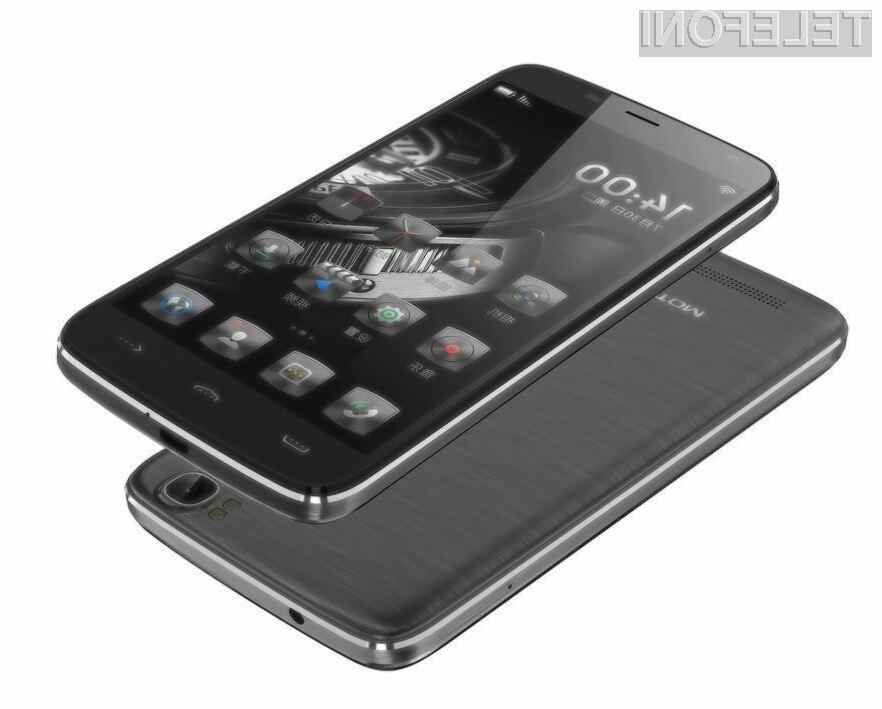 Homtom: Novo ime za super zmogljive baterije v pametnih telefonih