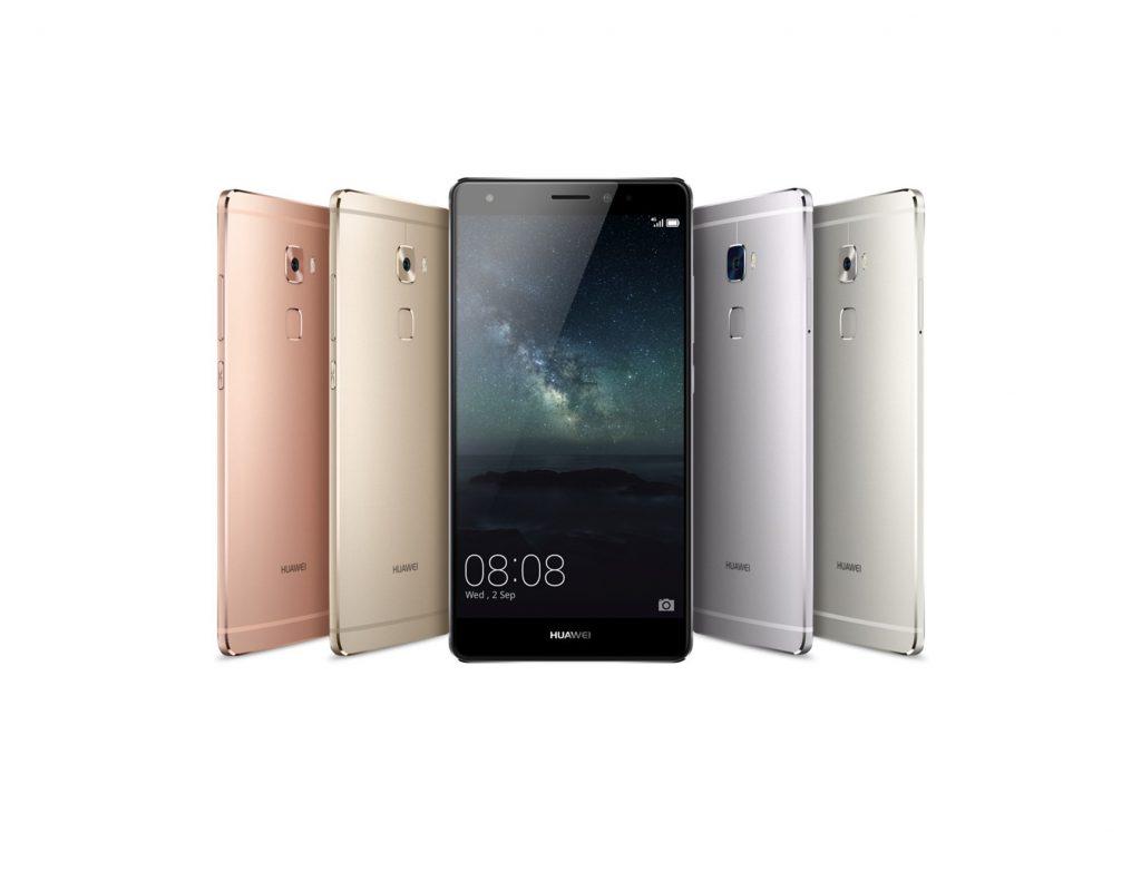 """Huawei razkril Mate S: Luksuzni pametni telefon, ki bo revolucionaliziral """"Touch"""" tehnologijo"""