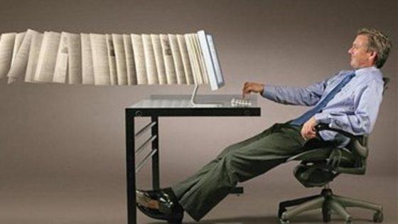 Investicija v dokumentni sistem se povrne že na račun večje storilnosti!