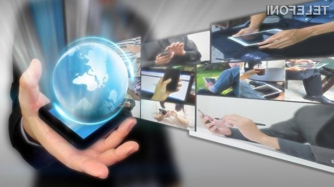 Mobilno omrežje 5G ima po prepričanju predstavnikov podjetja Huawei ogromen potencial.