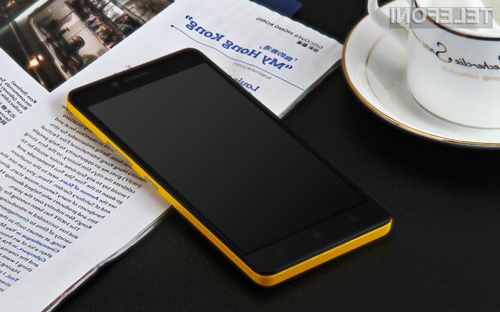 Pametni mobilni telefon Lenovo K3 Note k50 se bo zlahka prikupil tudi zahtevnejšim!