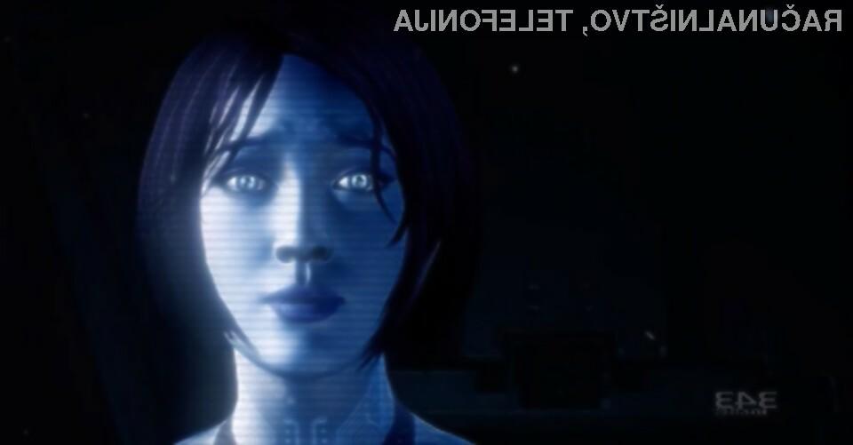 Cortana se odlično ujame z igralno konzolo Xbox One!