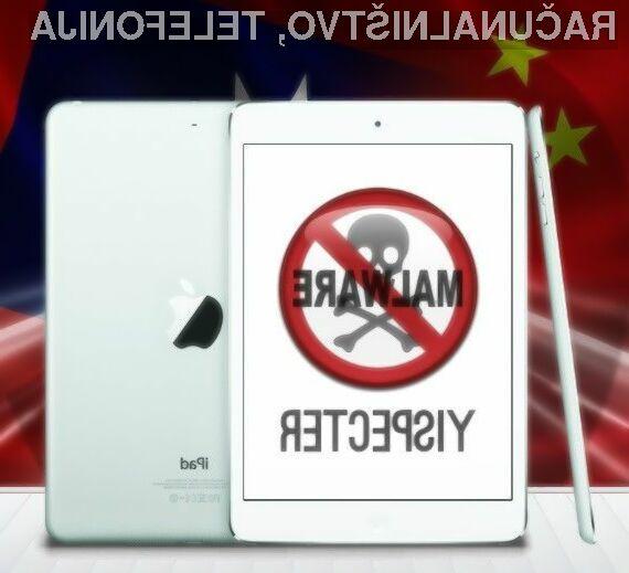 Nova škodljiva programska koda nad uporabnike mobilnih naprav Apple