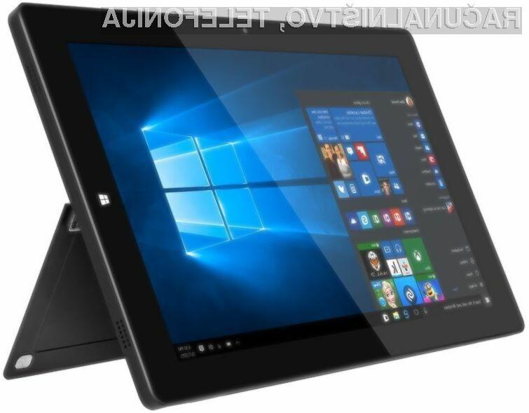 Tablica Krüger & Matz EDGE 1161 je na las podobna Microsoftovi Surface Pro 3!