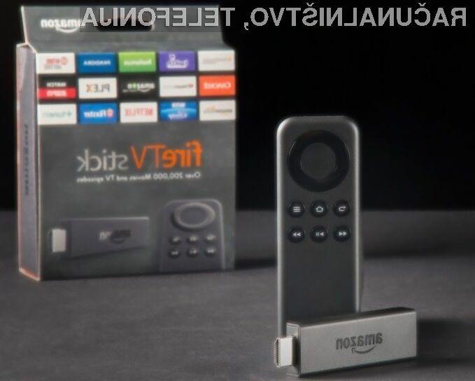 Amazon je prepričan da Google Chromecast in Apple TV uporabnikom ne nudita kakovostnih vsebin!