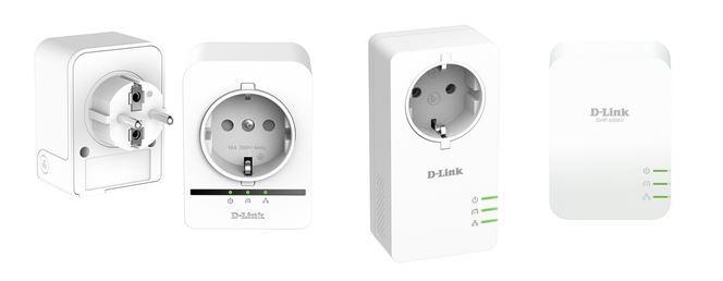 D-Link razširja internetno povezljivost v domovih z novo generacijo izdelkov PowerLine