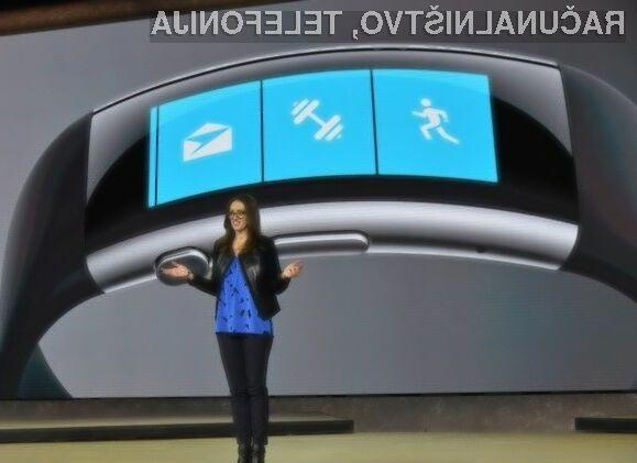 Novi Microsoft Band za aktivne športnike