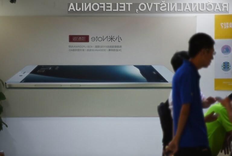 Novi Xiaomi naj bi prevzel lovoriko najzmogljivejšega mobilnika na planetu!
