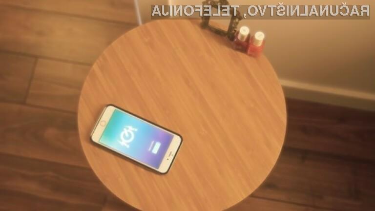 Pohištvo, s katerim lahko brezžično polnimo mobilne naprave izgleda nadvse uporabno!