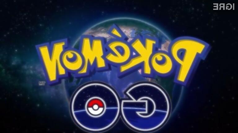 Igra Nintendo Pokemon Go naj bi prevzela lovoriko najboljše igre doslej!