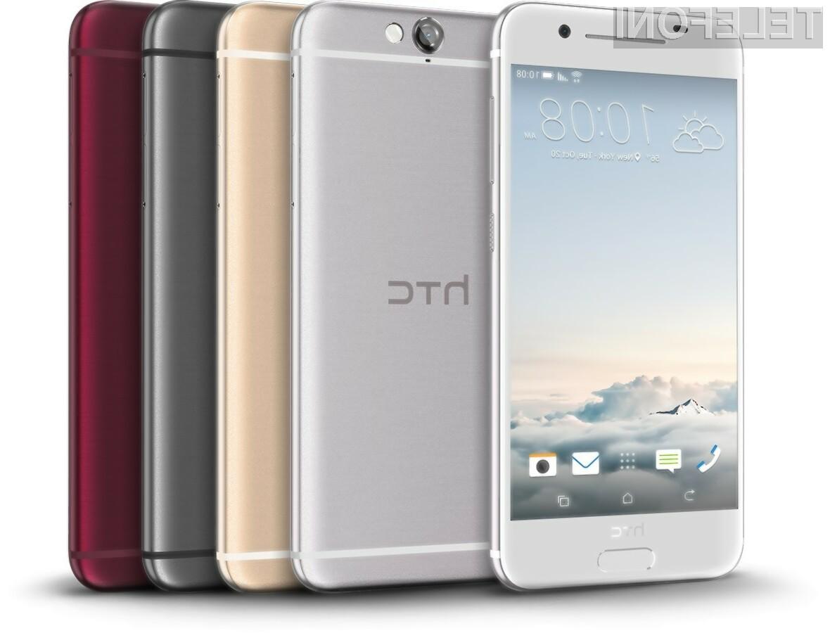 Podjetje HTC z mobilnikom One A9 stavi na provokacijo!