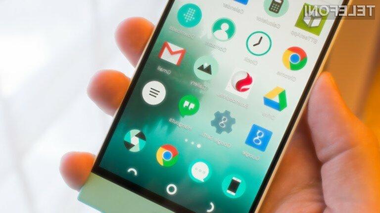 S pametnim mobilnim telefonom Nextbit Robin nam zagotovo nikoli ne bo zmanjkalo razpoložljivega prostora.
