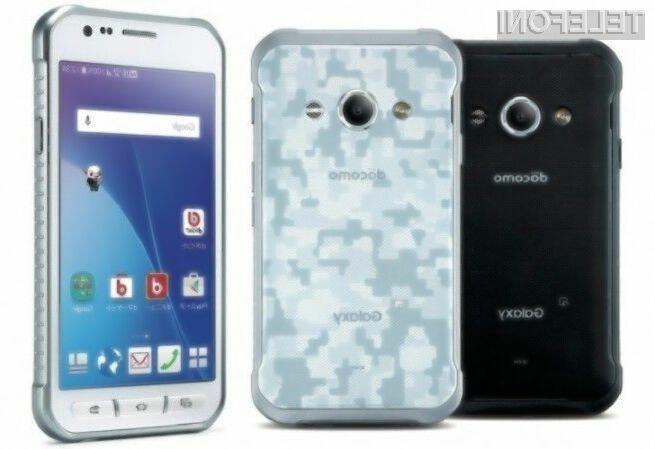 Mobilnik Samsung Galaxy Active Neo bomo le stežka uničili!