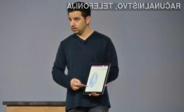 Tablični računalnik Surface Pro 4 v marsičem presega konkurenco.