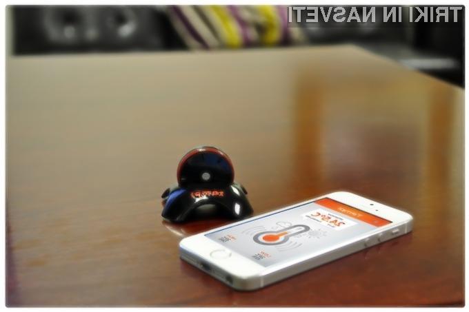 Najpametnejši termometer na voljo na Indiegogo