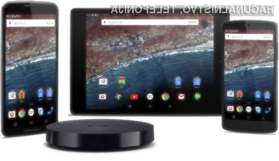 Android 6.0 Marshmallow že na voljo za mobilne naprave Nexus!