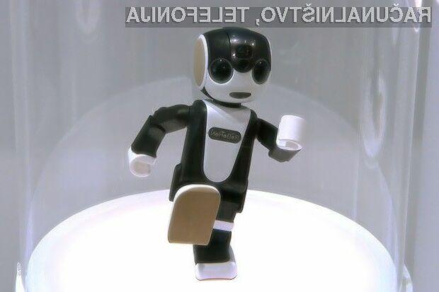 Robot Sharp RoBoHoN navdušuje v vseh pogledih!