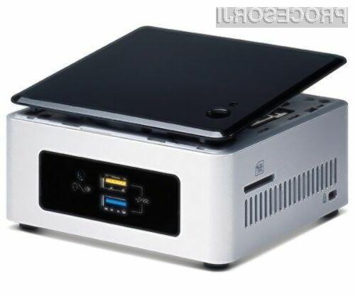 Osebni računalnik Intel Grass Canyon NUC bo kot nalašč tudi za domači večpredstavnostni center!