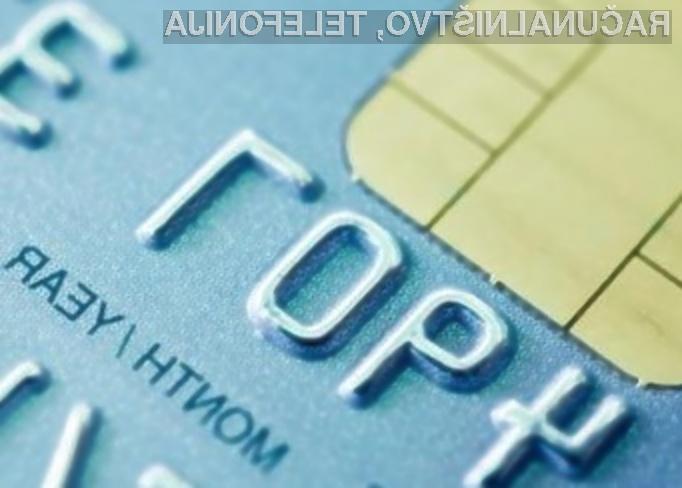 Pet nepridipravov je zaradi luknje v sistemu chip-and-PIN v žep pospravilo kar 600 tisoč evrov.