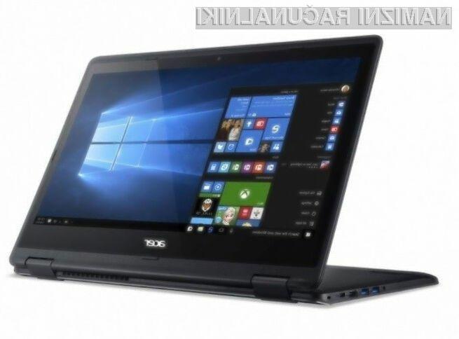 Novi Acer Aspire R14 za vse priložnosti