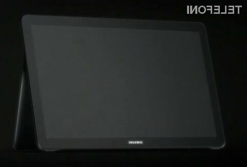 Tablica Samsung Galaxy View naj bi zlahka nadomestila osebni računalnik!