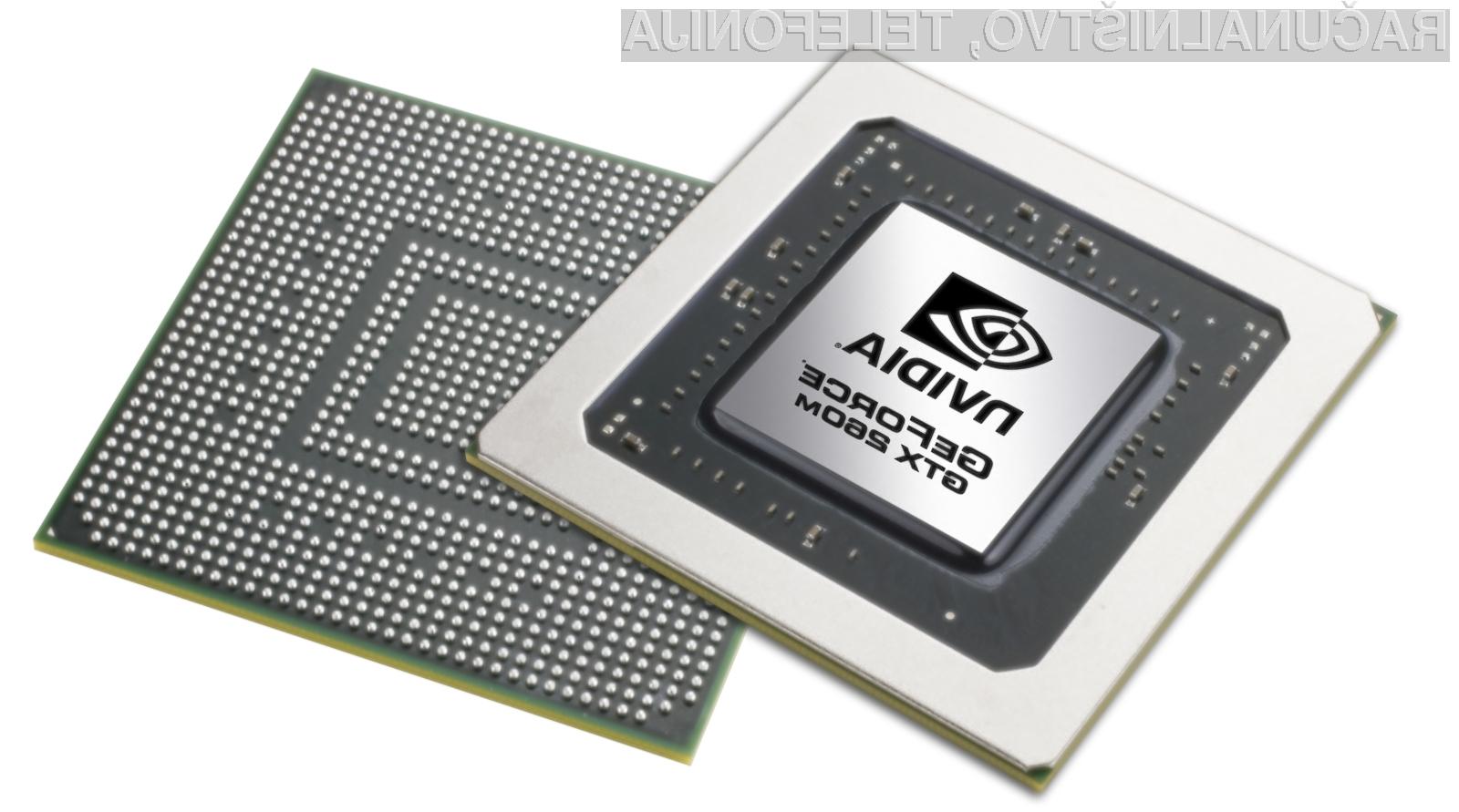 Samsung in Qualcomm ponižala Nvidio