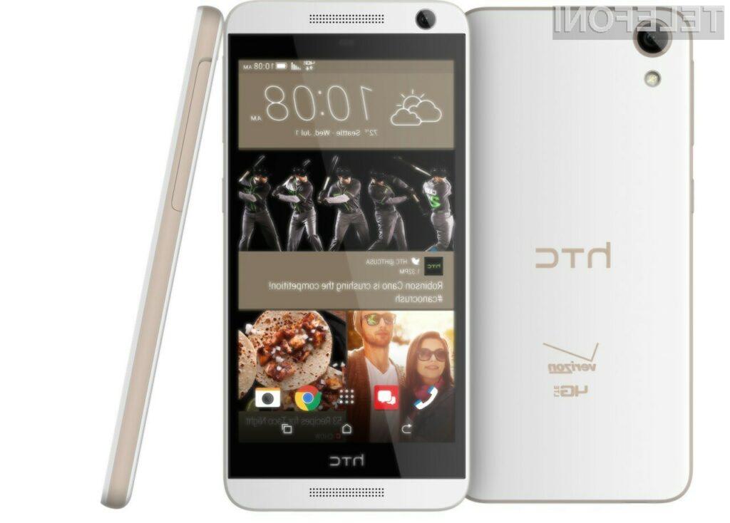 Novi HTC Desire 626 s številnimi možnostmi za osebno prilagoditev že v Si.mobilovi ponudbi