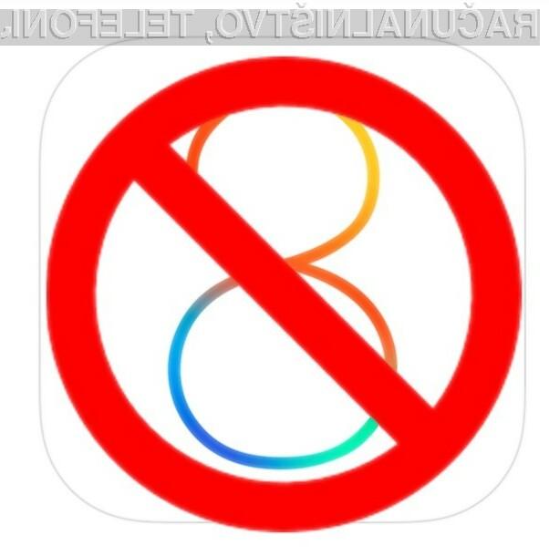 Apple naj bi s posodobitvami iOSa uporabnike silil k nakupu novejših naprav!