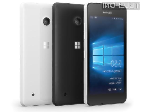 Microsoft Lumia 550 za malo denarja ponuja veliko!