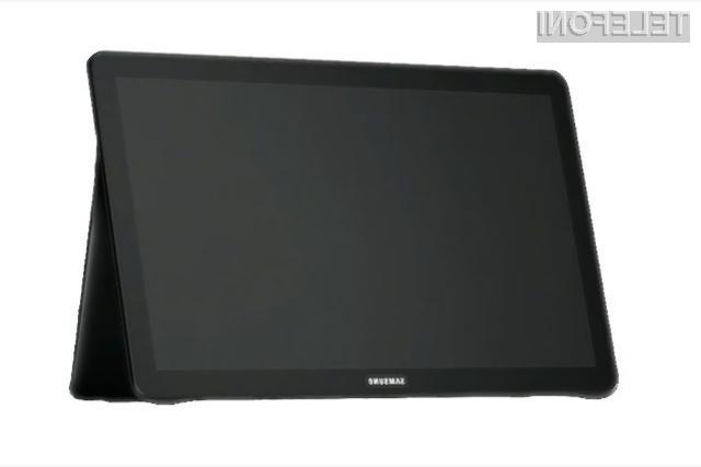 Samsung Galaxy View: Prenosna tablica s 18,4-palčnim zaslonom?