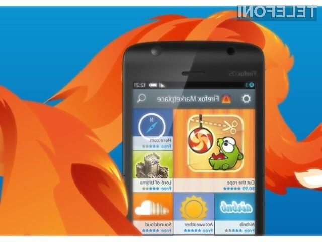 Firefox OS za mobilnike Sony!