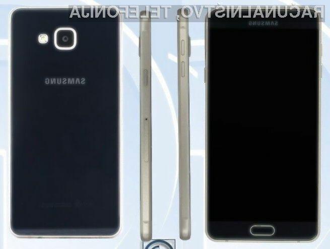 Prenovljeni Samsung Galaxy A7 z izjemno avtonomijo delovanja!