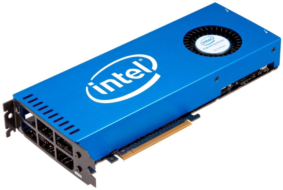 Intelov superračunalnik z 72 sredicami bo zmogljivost delovnih postaj pognal v nebo!