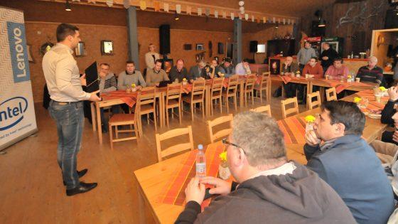Lenovo novinarska konferenca