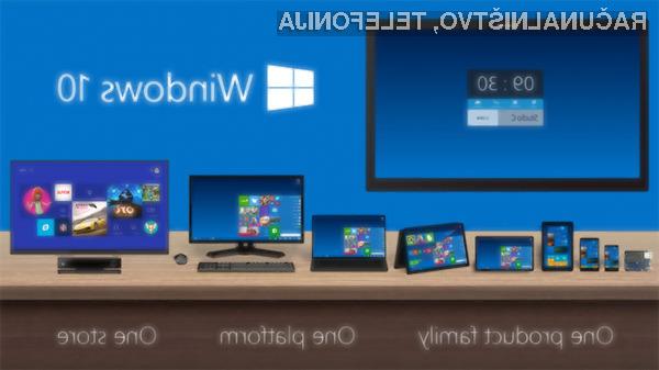 Novo posodobitev za Windows 10 je priporočljivo čimprej namestiti!